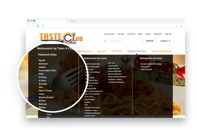 Listing your Restaurant