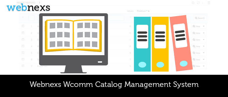 Webnexs-Wcomm-Catalog-Management-System