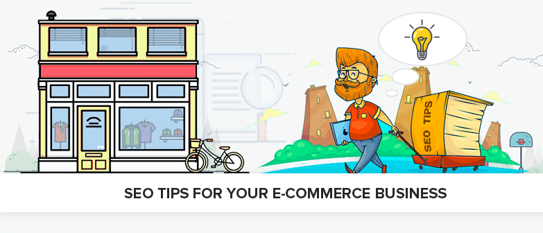 Best 6 SEO Tips for your Ecommerce Business Website| Webnexs