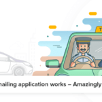 How easycab ride hailing application works – Amazingly simple application.