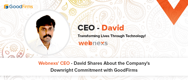 Webnexs'-CEO---Davidraj-Shares-About-the-Company's
