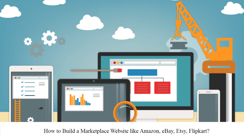 Ecommerce website like Amazon, Flipkart, eBay