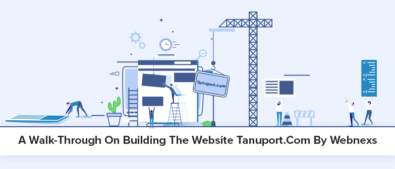 Tanuport by Webnexs