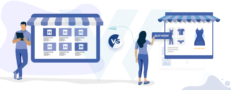 Selling Products: Online Marketplace Vs eCommerce Website