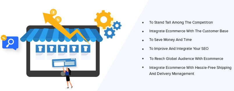 Reasons to integrate ecommerce store with online marketplace