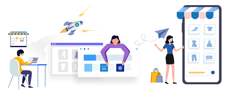 Launch and promote your Online Marketplace